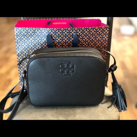 b35268cb771 Tory burch thea shoulder bag